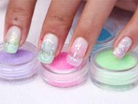 News video: New year party nail art